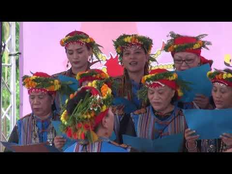 2019年第3屆屏東縣三地門鄉族語歌謠觀摩暨母親節表揚大會--天主教會三地聖十字架堂 - YouTube