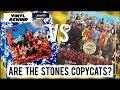 Beatles Vs Stones Did The Stones Really Just Copy The Beatles mp3