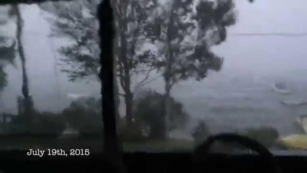 Lake Sunapee Storm Youtube