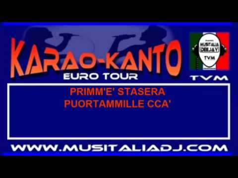 Pronto Mario   Franco Moreno - Karao-Kanto