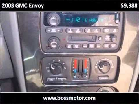 2003 Gmc Envoy Used Cars Eden Nc Youtube
