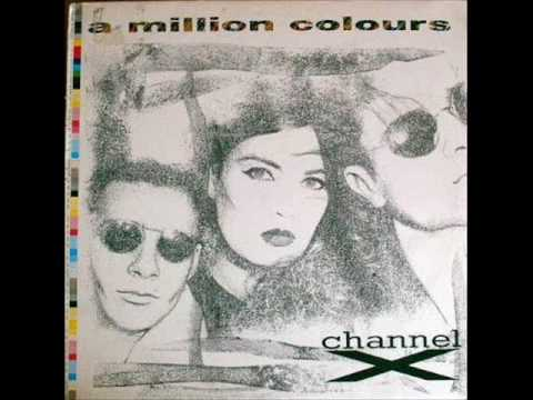 A Million Colours by Channel X - Samples, Covers and Remixes