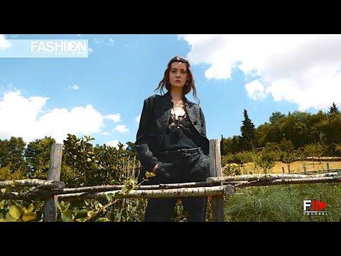 ERMANNO SCERVINO MILANO Digital Fashion Week Spring Summer 2021 - Fashion Channel