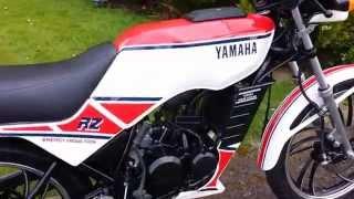 YAMAHA RZ50 1981