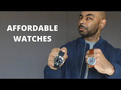 9 Best Affordable Watches