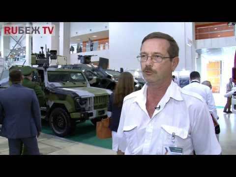 "ЗАО Корпорация ""Защита"":  бронеавтомобили Скорпион-2МБ и Булат"
