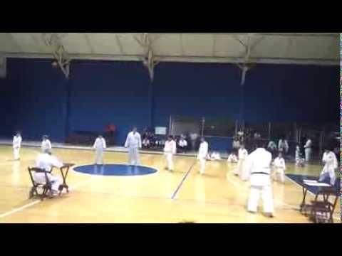 Exame de faixa Karate ASKABA