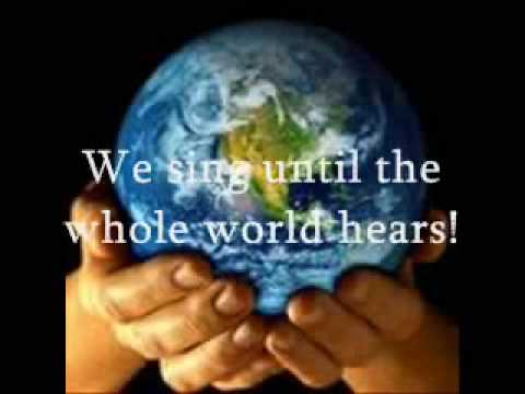Casting Crowns Until the Whole World Hears w/ lyrics