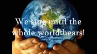 Watch Casting Crowns Until The Whole World Hears video