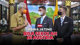 Download DUBES AUSTRIA TAWARKAN PERTUKARAN PELAJAR UNTUK SISWA JATENG