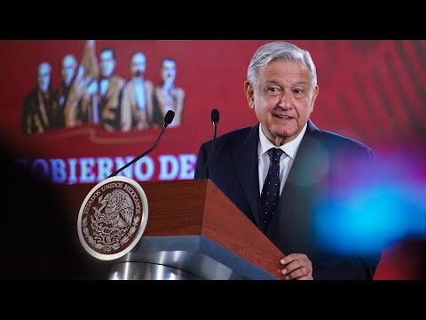 Comisión especial para atender migración. Conferencia presidente AMLO