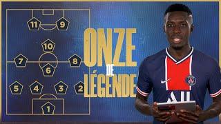 Le onze de légende d'Idrissa Gana Gueye 📋