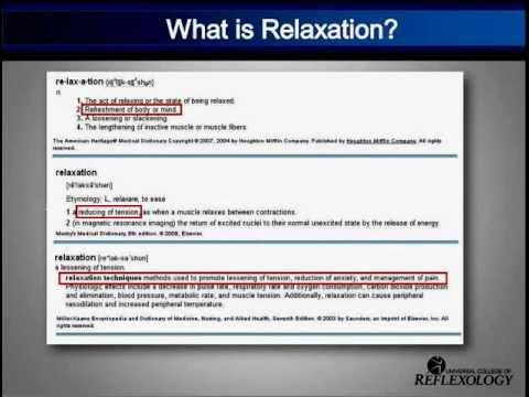 Reflexology Training Opportunity