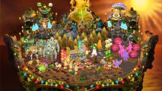 [My Singing Monsters] Earth island complete song
