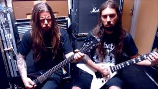 Entombed AD - Dead Dawn Playthrough (Guitar World)