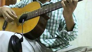 Goi Giac Mo Ve- guitar solo