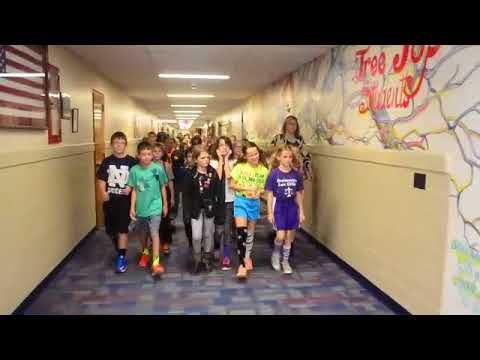 Riddle Elementary School Fire Drill [10-08-15]