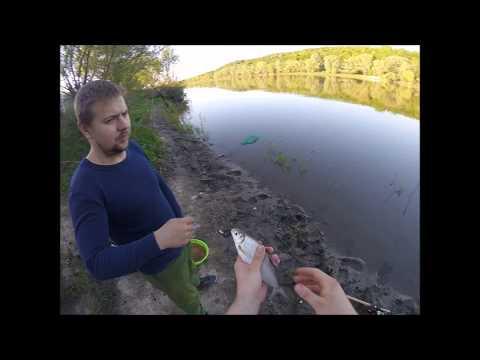 Рыбалка на Оке в Калуге