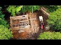 Second Story Loft and Tractor Logging / Log Cabin Update- Ep 11.15