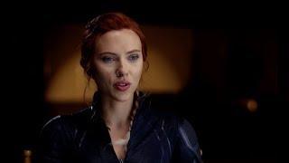 スカーレット・ヨハンソンが語るブラック・ウィドウの魅力/『アベンジャーズ/エンドゲーム』MovieNEX ボーナス映像