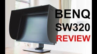 "BenQ SW320 31.5"" 4K HD IPS LED Monitor Review"