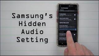Secret Hidden Audio Mod For Your Samsung Galaxy screenshot 4