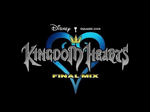 Kingdom Hearts Tribute - Simple & Clean (PlanitB Remix) By Utada Hikaru