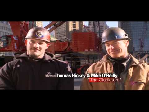 Video Iron Men – NYC IRON WORKERS