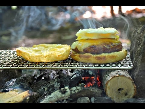 HD Bushcraft Video - Outdoor Cooking, Knife Use, Wood Processing, Tree ID.