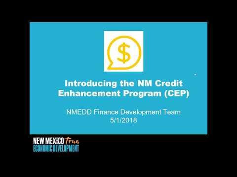 Introducing the NMEDD Credit Enhancement Program