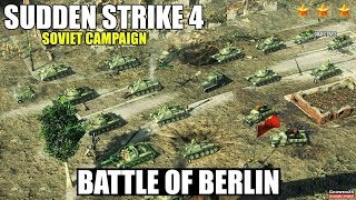 Sudden Strike 4 | Soviet Campaign | Battle of Berlin