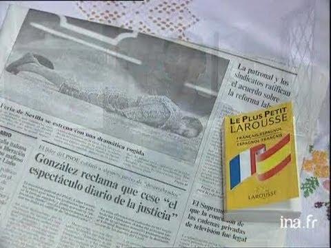 Larousse : Le plus petit Larousse Francais-Espagnol/Espagnol-Francais