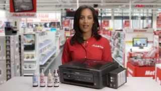 MediaMarkt - Epson EcoTank L355 -  Tutorial