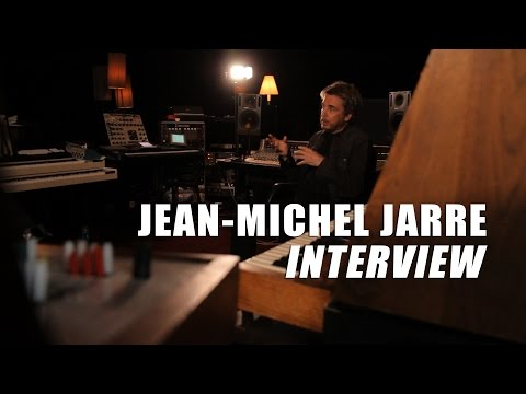 Jean-Michel Jarre - L'interview