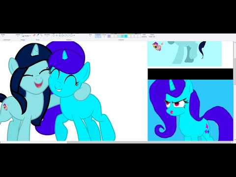 Mlp Speedpaint | Request for Lilly Shine & Crystal |