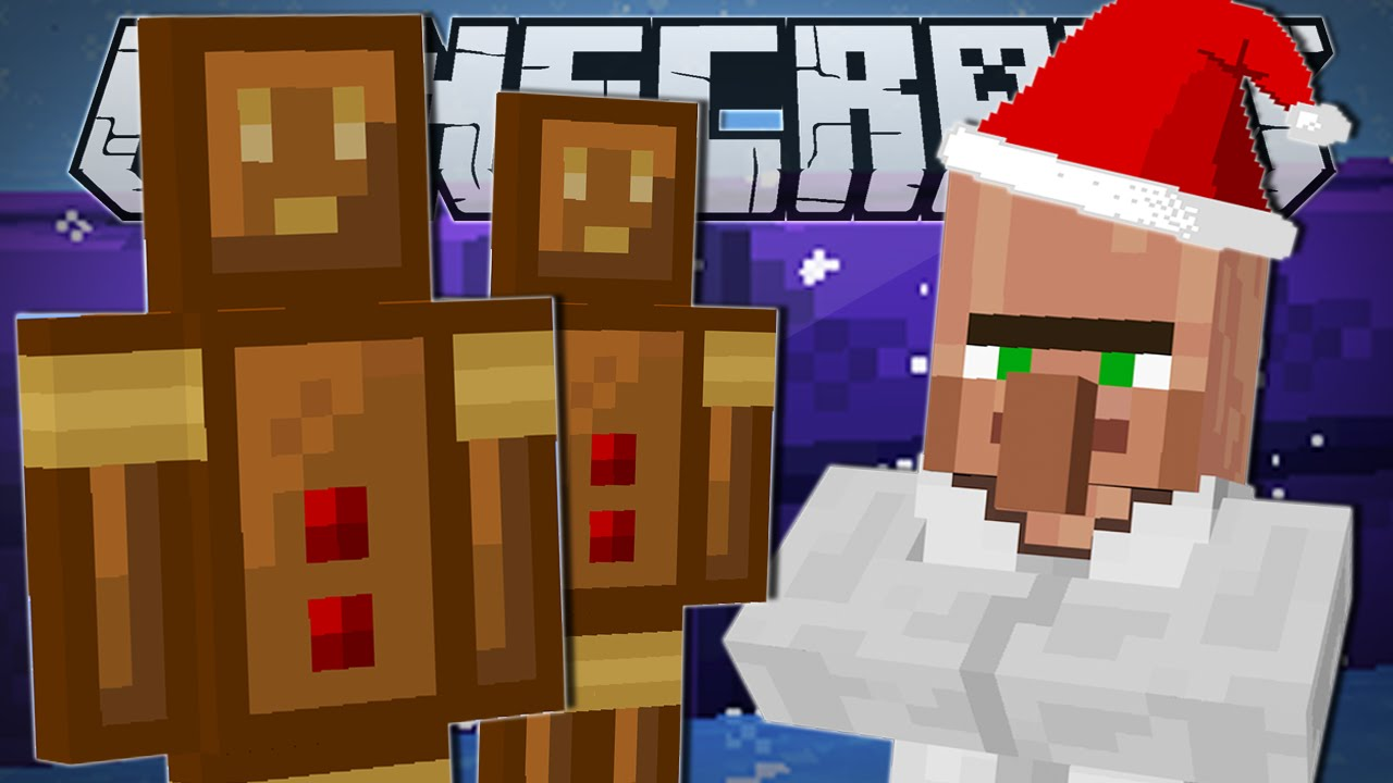 DR TRAYAURUS' CHRISTMAS COUNTDOWN | Minecraft [Day Three - 2014 ...