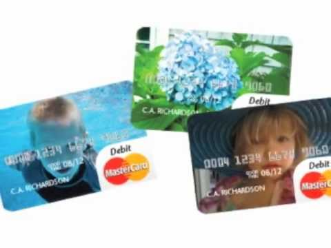 how to make a custom debit card commonweath bank