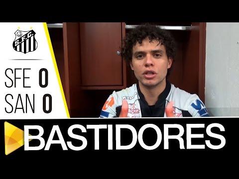 Santa Fé 0 x 0 Santos | BASTIDORES | CONMEBOL Libertadores Bridgestone (19/04/17)