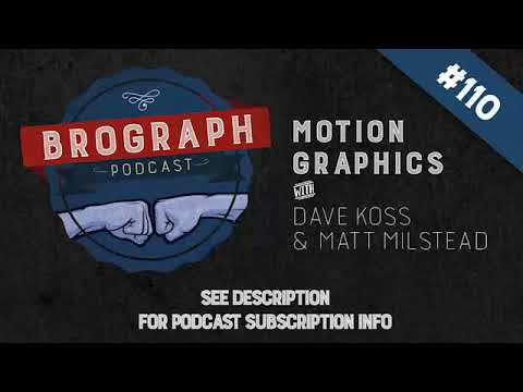 Brograph Podcast - Episode 110