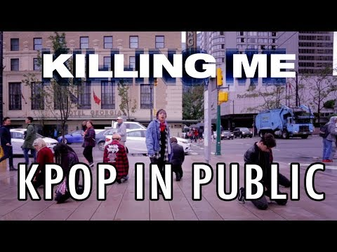 [KPOP IN PUBLIC - KILLING ME 죽겠다 DANCE COVER] -- IKON -- 아이콘 [YOURS TRULY]