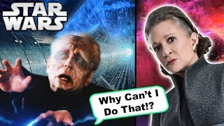 Why Palpatine CAN