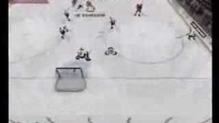 Gretzky NHL 2005 Playstation 2 - Gameplay part 3 of 4