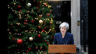 After May survives no-confidence vote, what