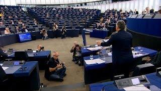 Orbán Viktor viszontválasza a Sargentini-jelentés vitájában
