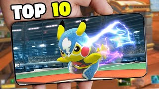 Top 10 Best Pokemon Games For Android & iOS 2021