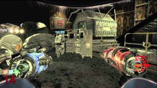 """Moon Easter Eggs ( Step 7 ) """"golden Rod"""" - Zombie Map"""