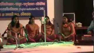 Sanskrit Patriotism Song Competition 20 January 2013 (Sunday) video 5