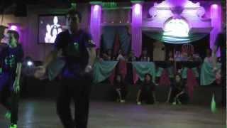 Legacy Dance Crew @ Bianca Rodriguez Quinceanera