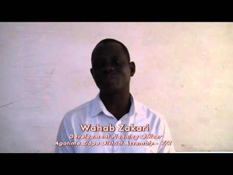 Policy Dialogue Workshop: An interview with Wahab Zakari, Ghana