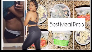 EASIEST MEAL PREP  2020   HOW I LOST WEIGHT